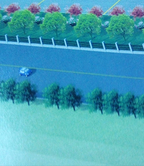 汉光路绿化工程